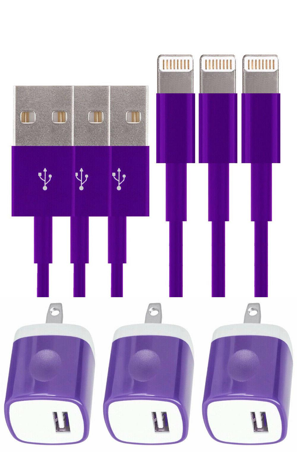 3X Color AC 6 8 Cable