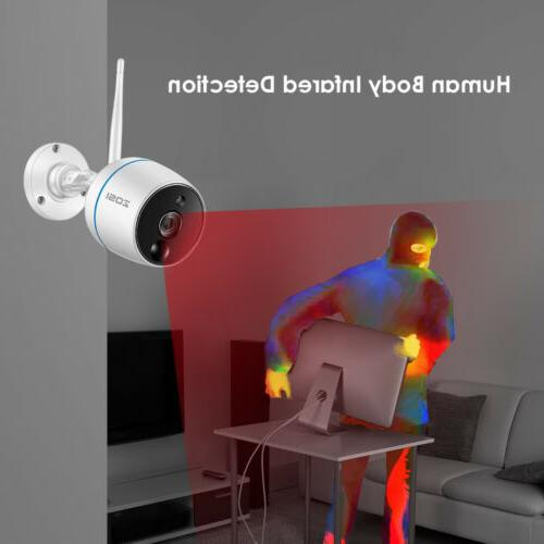 NVR HD Outdoor WiFi Security