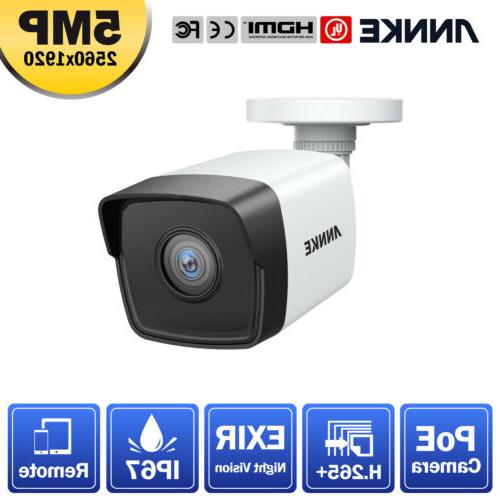 ANNKE 5MP IP67 Home Camera for Security System IR