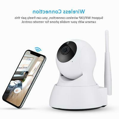 960P HD Vision Wireless WiFi Control Camera for Home