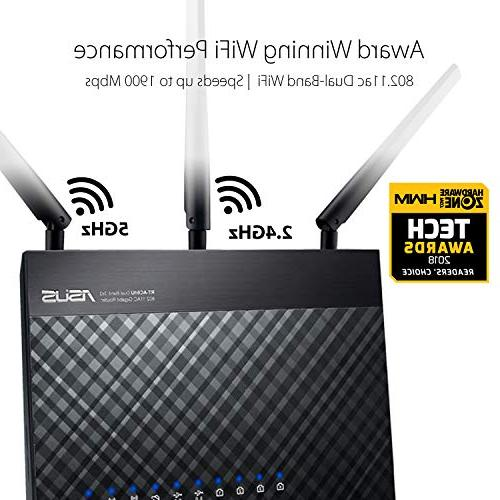 ASUS Whole Home Dual-Band AiMesh Router for Mesh
