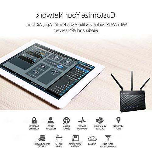 ASUS Whole Wifi System Network Security by Trend Micro, Adaptive &