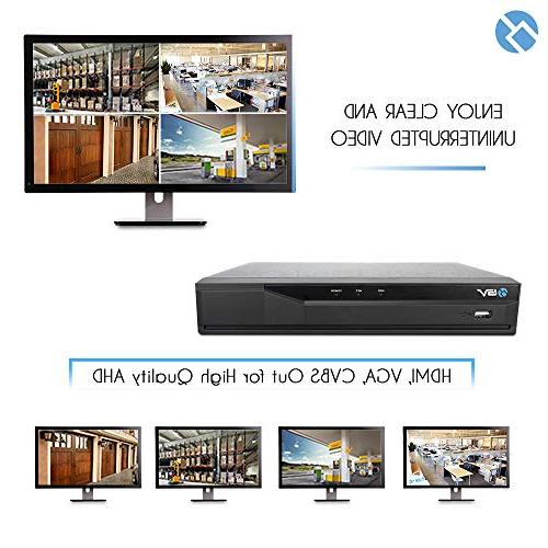 Best Vision 16CH 4-in-1 HD DVR Security Camer