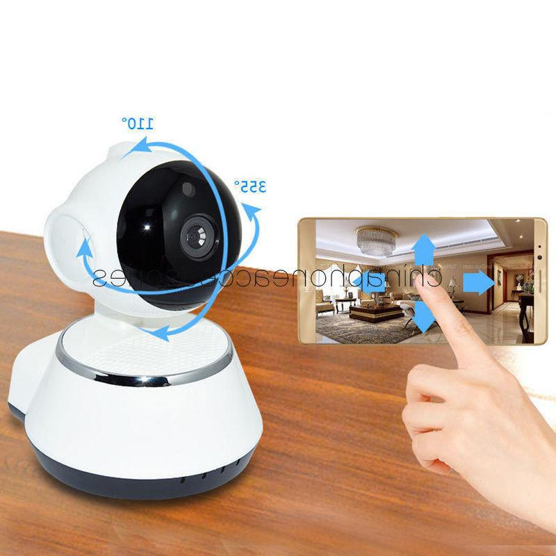 FIT For Wireless 720P v380 Smart WiFi Security Camera Home I