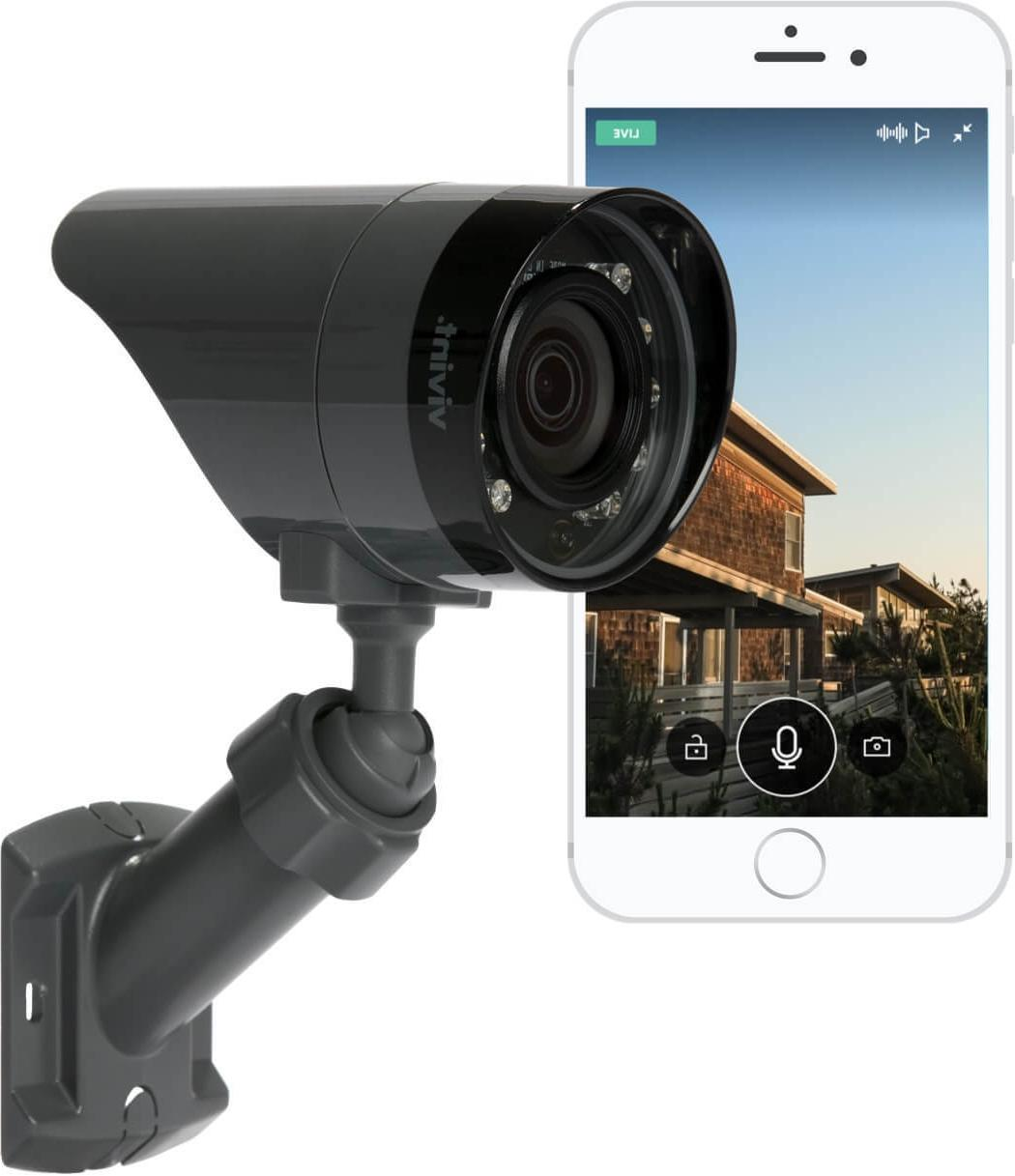 Vivint Outdoor Camera HDP450 for the Vivint Alarm/Smart Home