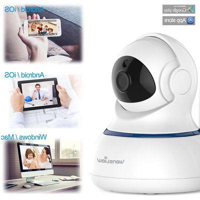 Wansview Wireless 1080P IP Camera, WiFi Home Security