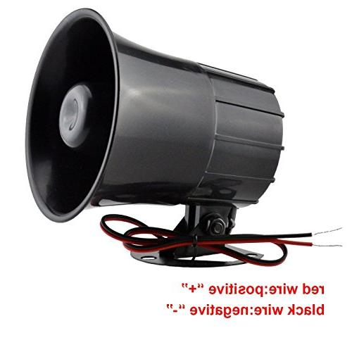 XINFLY Alarm Horn 15W 12V with Bracket