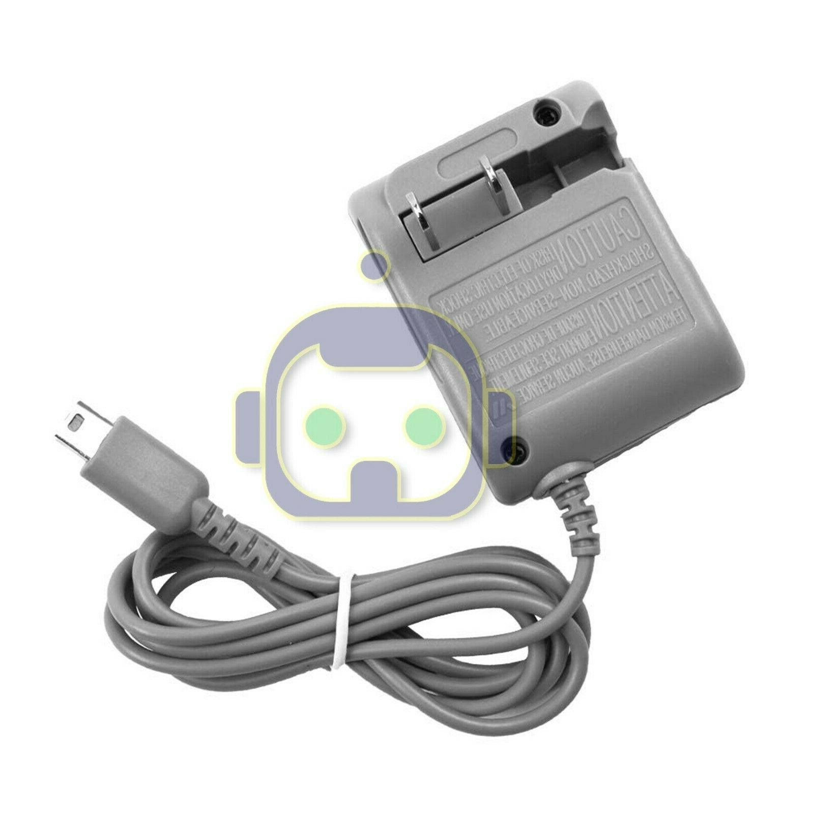AC Adapter Wall Charger Cable lite/ NDSLs