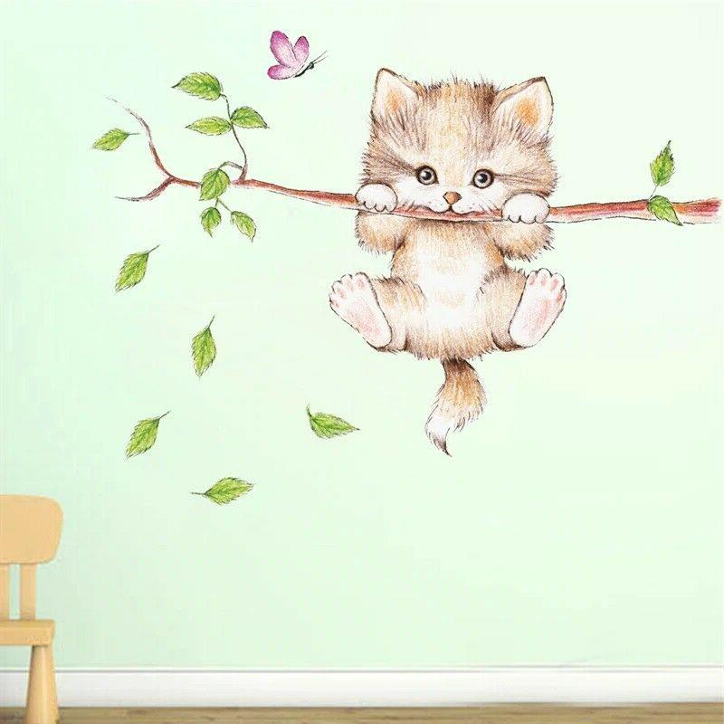 Branch Stickers Kids Rooms