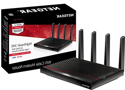 NETGEAR Nighthawk X4S DOCSIS 3 1 Ultra-High Speed Wifi
