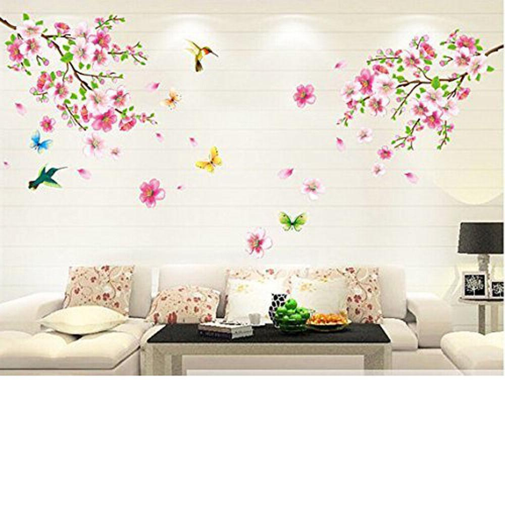 Cherry Wall Decal Pink Decal For Home Nursery Decor US