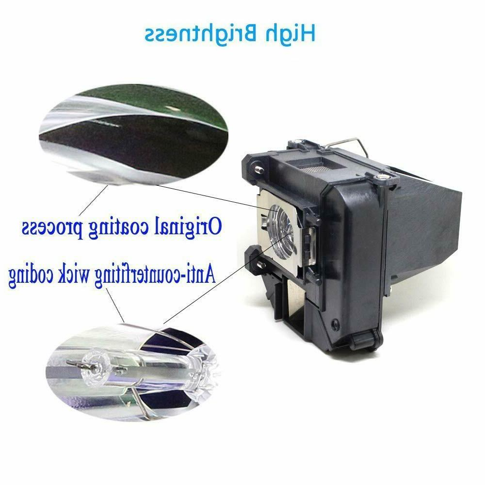 Compatible PowerLite Cinema 3020 Replacement Lamp Epson Projector