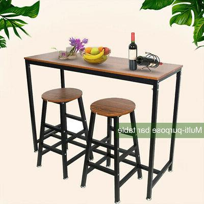 Counter Height Bar Table Dining Table for USA