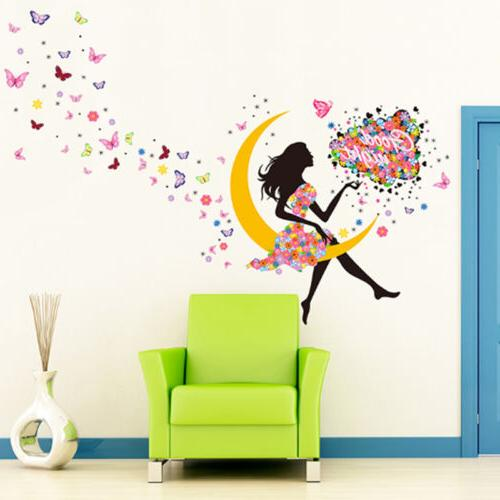 Cute DIY Lovely Kids Rooms Decals