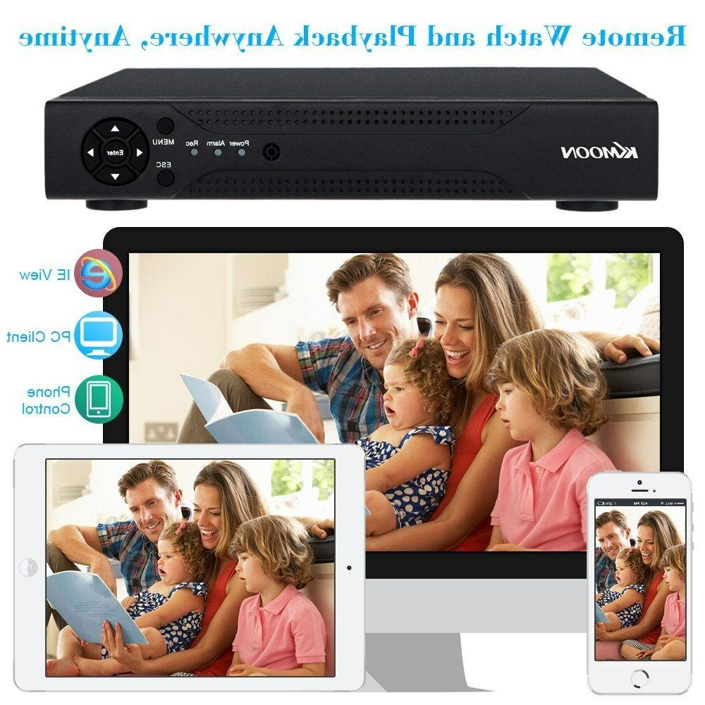 dvr 4ch 960h network hdmi for home