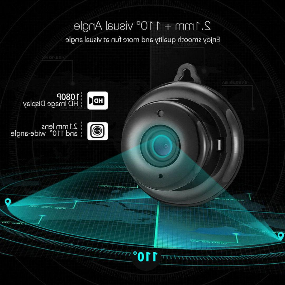 Full HD Mini Wireless Vision for WIFI Security