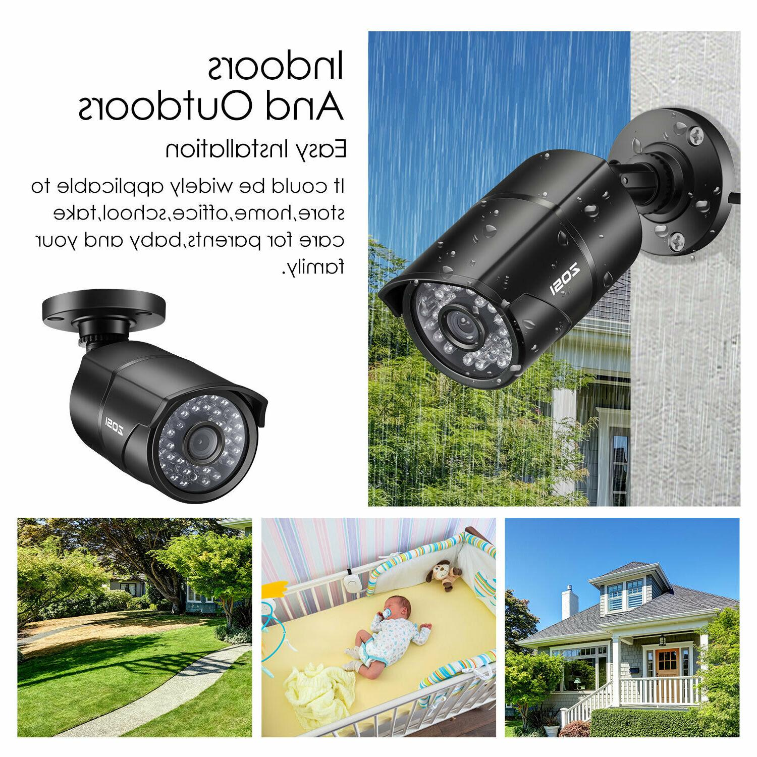 Outdoor Security for Home Surveillance