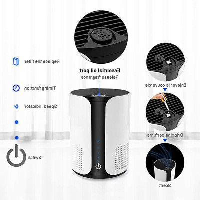 Home Purifier True HEPA Cleaner for Smokers