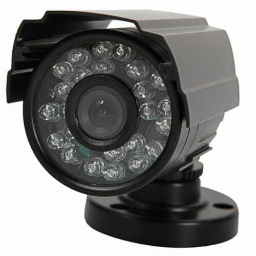 In/Outdoor AHD CCTV IR Night for System