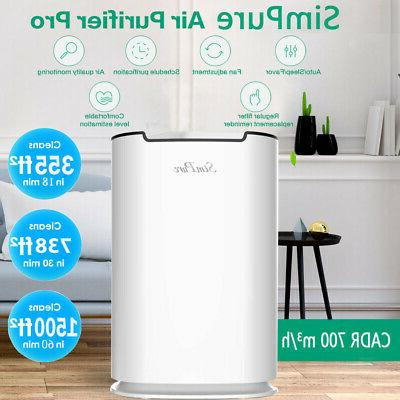 large room air purifiers hepa home air