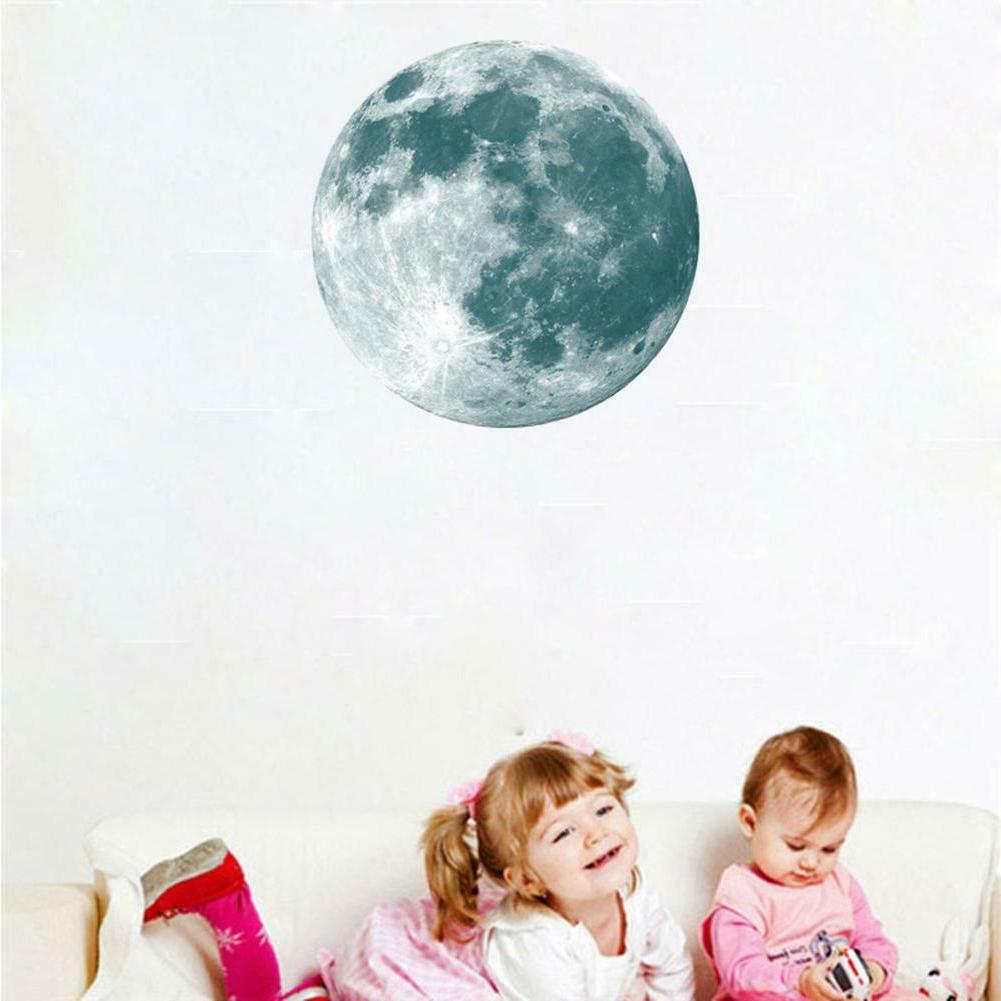 Luminous Wall Stickers Kids Bedroom DIY Decor