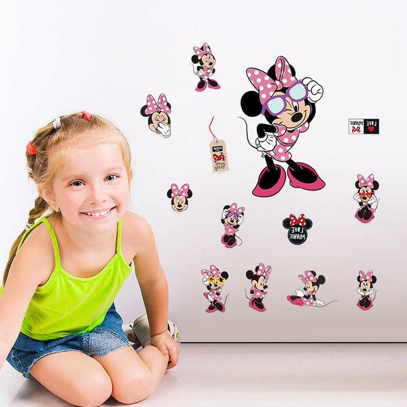 Mickey Wall Decals Kids Decor