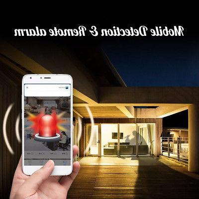 Mini 1080P Home Security Camcorder For iPhone Android