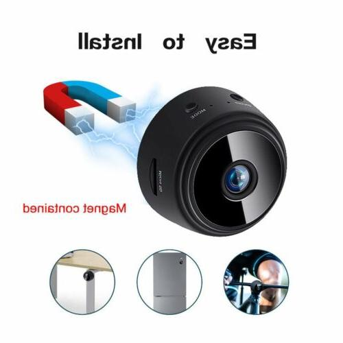 Mini IP Wifi IP Home HD Night Vision Remote
