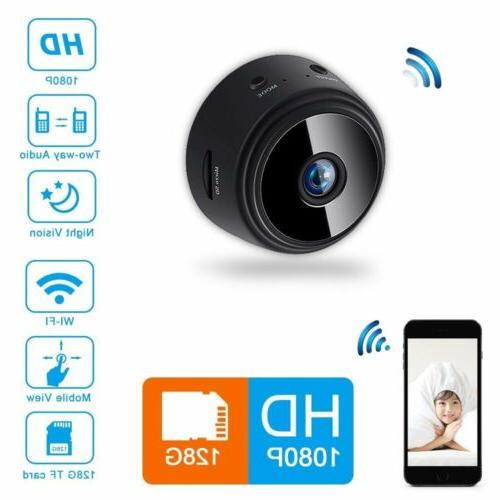 Mini IP Wifi IP Home Vision Remote