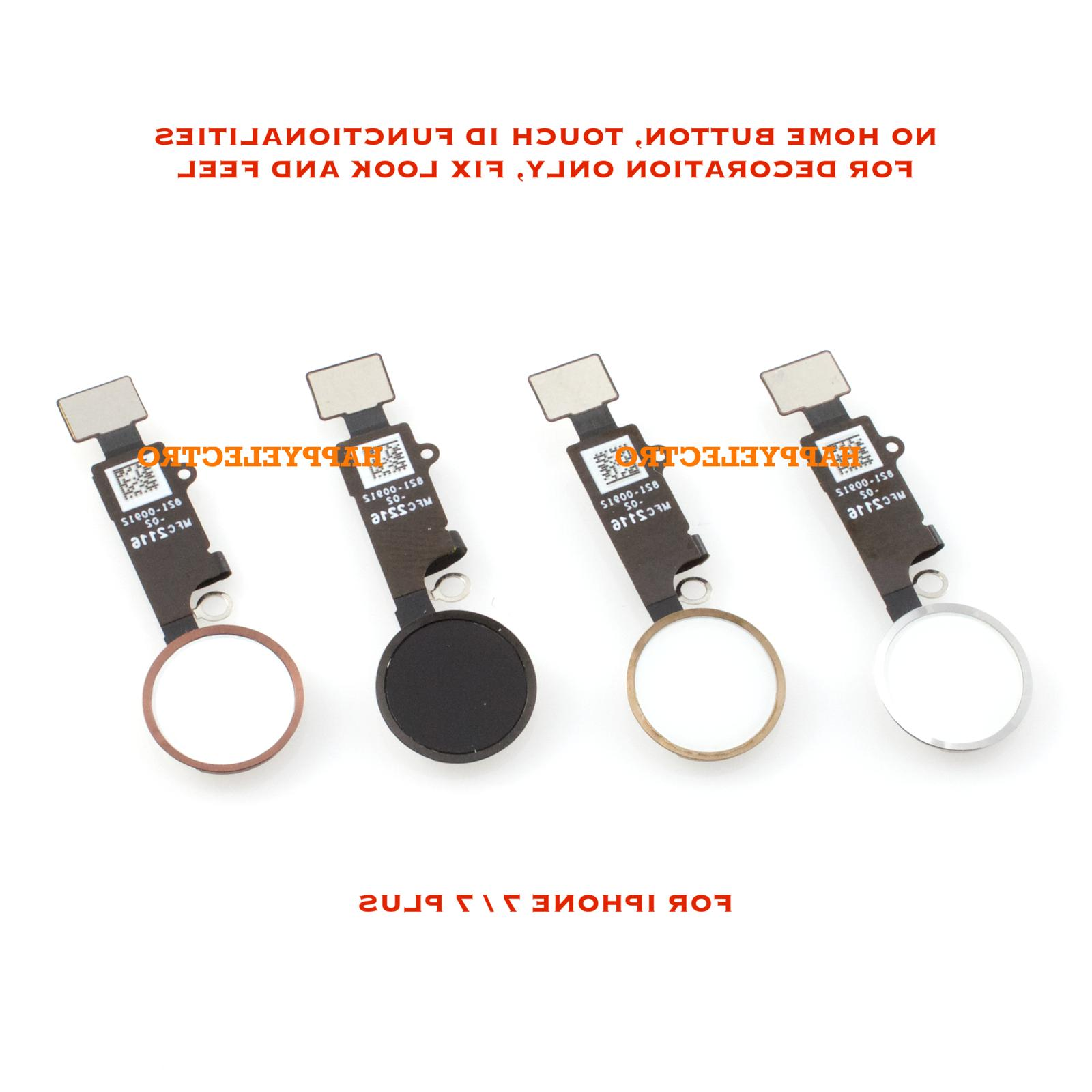 oem home button key flex cable replacement