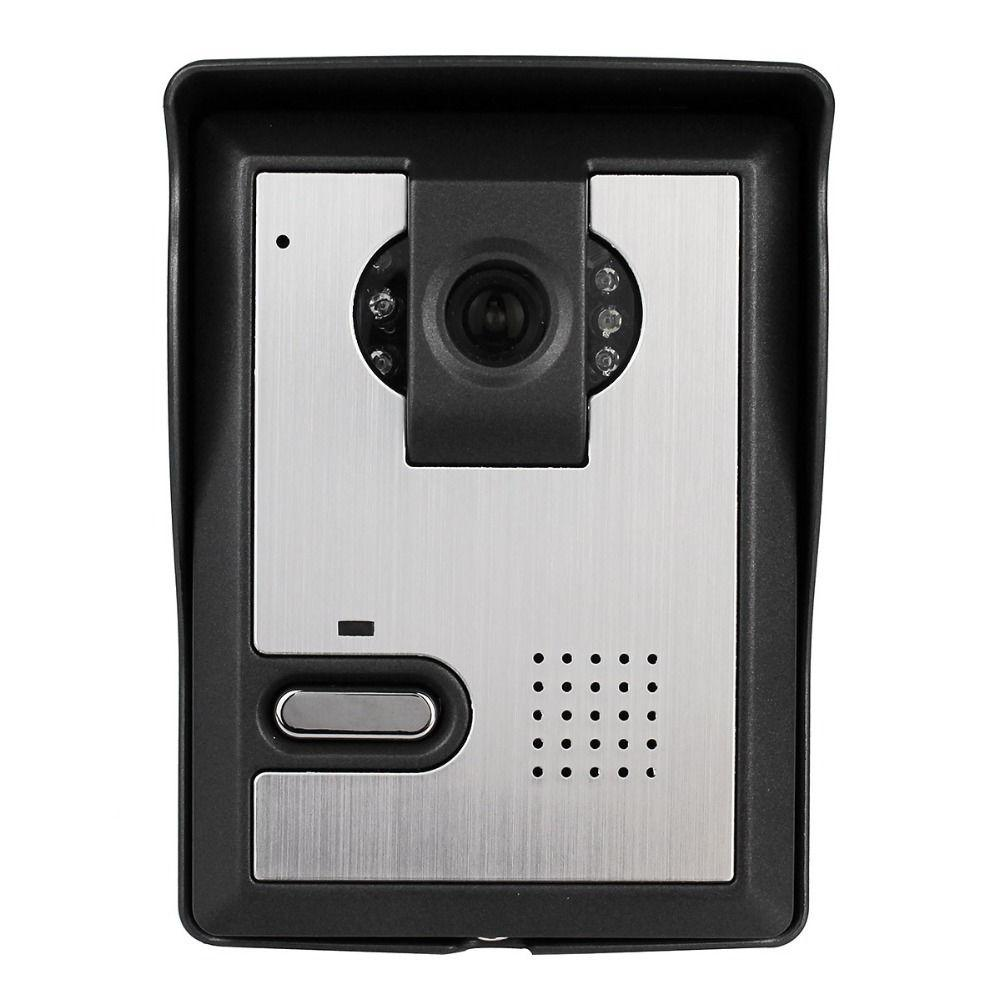 Outdoor Color Camera Night Vision for Home Intercom Doorbell