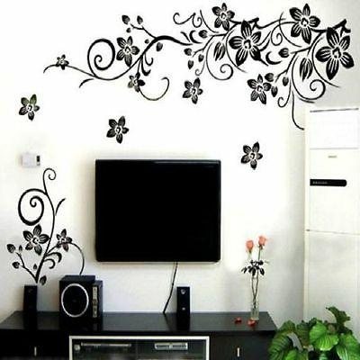 Removable Vinyl Art Home Wall Sticker_dr