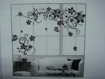Removable Butterfly Home Decor Wall
