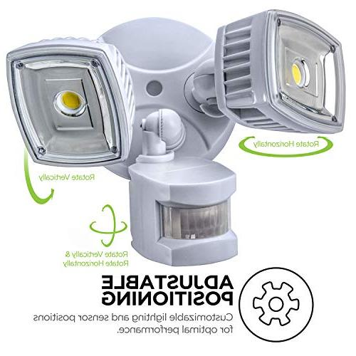 Home LED Motion Lights Outdoor Weatherproof Ultra Bright