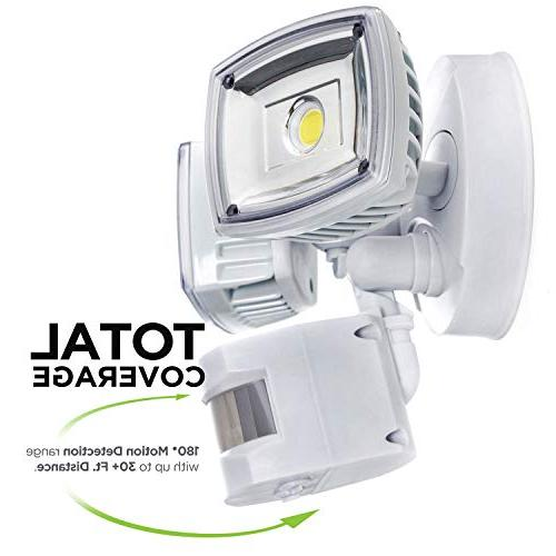 Home Zone LED Motion Lights Weatherproof Ultra Bright