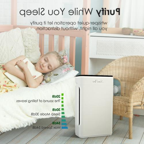 Air Purifier HEPA Ultra Cleaner for Allergies