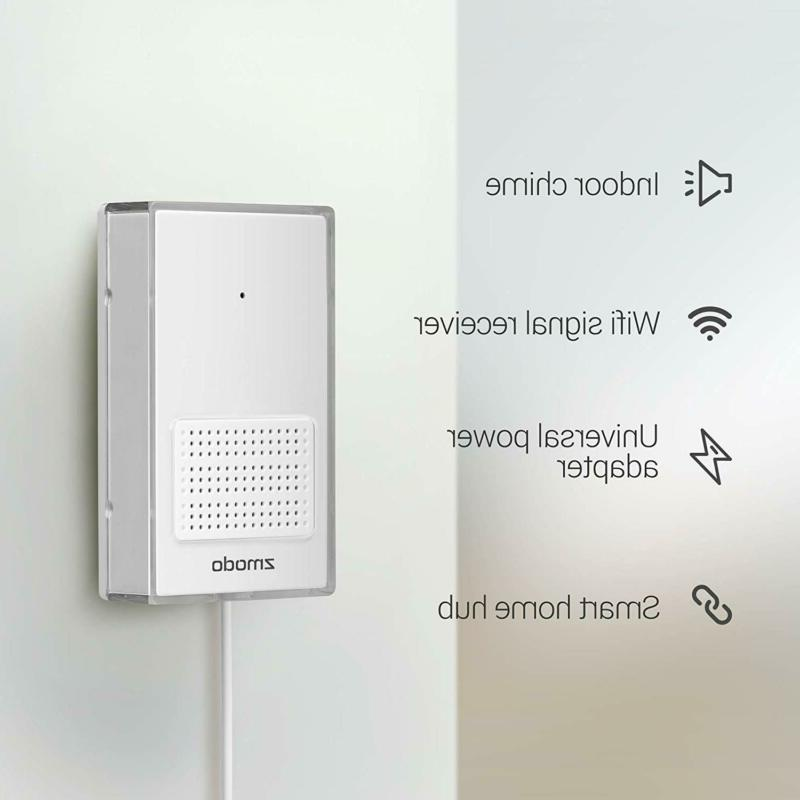 Smart Video with HD WiFi Vision