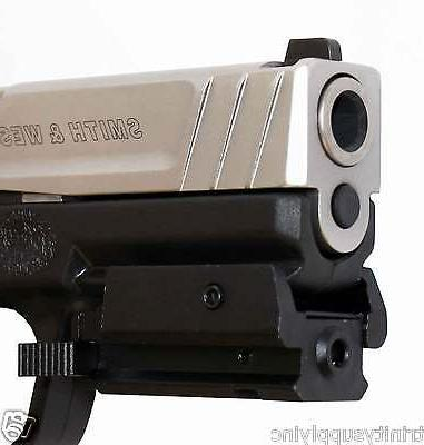 Tactical red for wesson sd9ve
