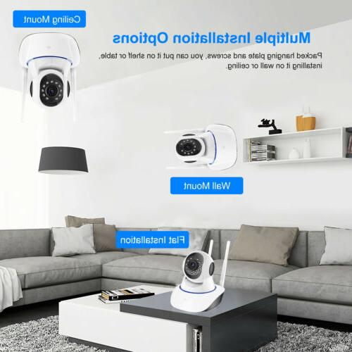US Security CCTV Home Smart Monitor