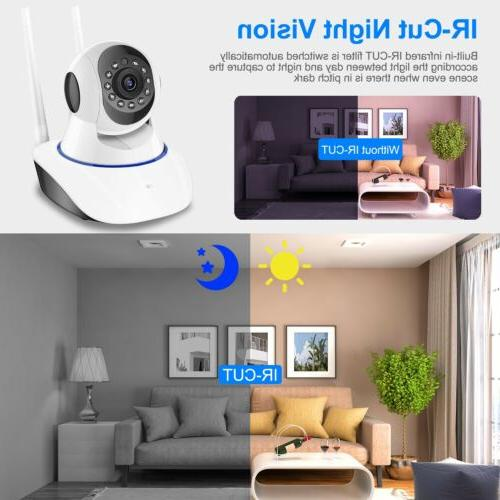 US Wireless Security Home Baby Monitor