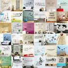US STOCK Removable Quote Word Decal Vinyl Wall Stickers DIY