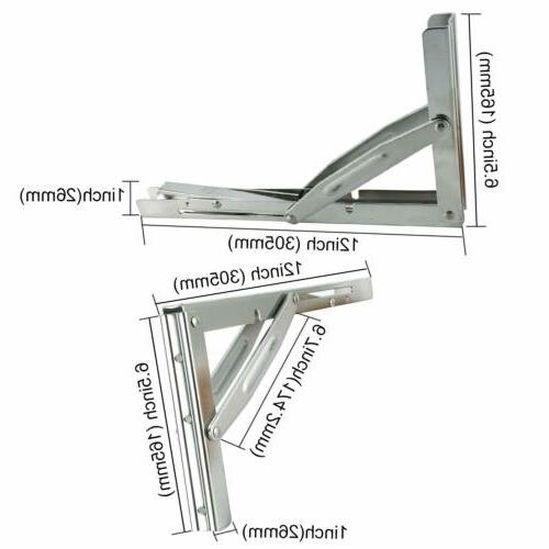 Wall Mount Desk Brackets For Home Office