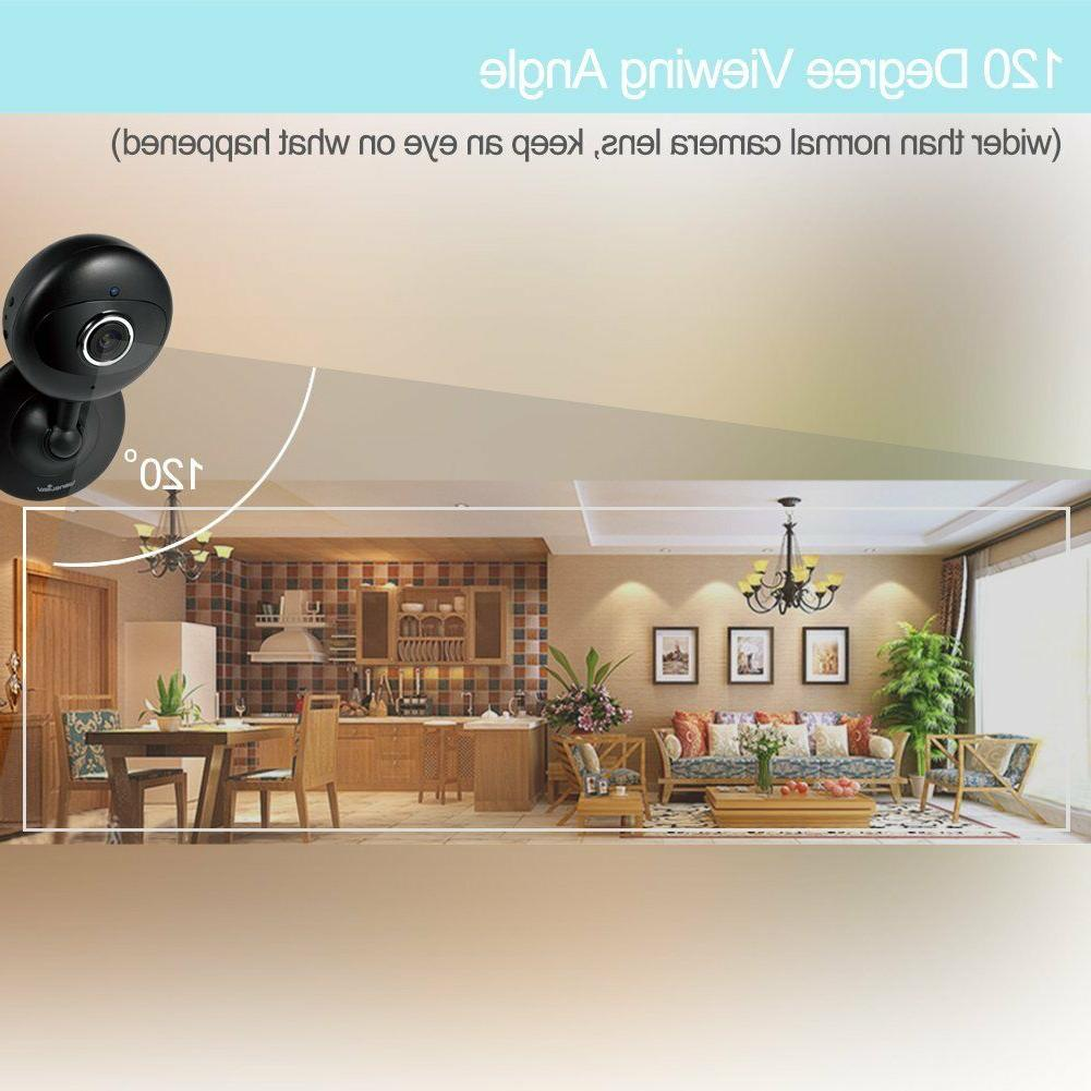Wansview Home Security 720P Camera for Baby