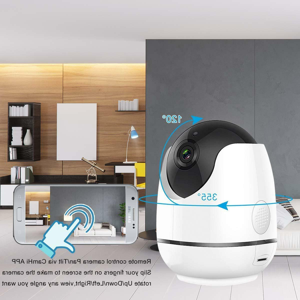 WiFi 1080P Wireless Home Camera for