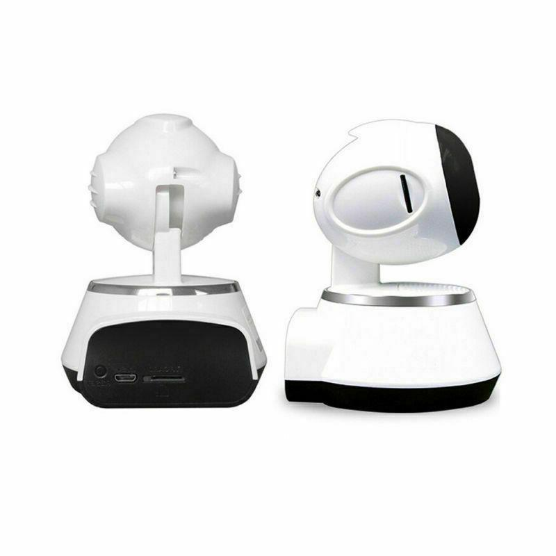Wireless Network IP Camera Night Vision Webcam For Home