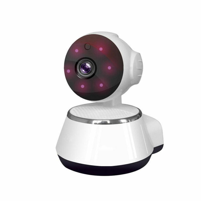 Wireless 720P Network Camera Night Webcam For Home US
