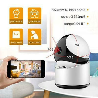 Wireless Security Camera for