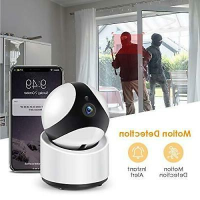 Wireless Security Camera WiFi Home for