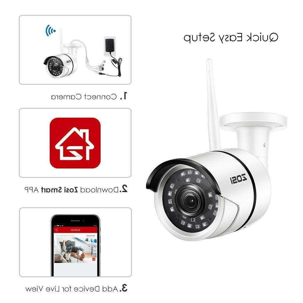 Wireless Outdoor Cam Home with