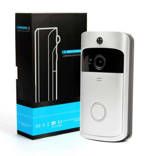 Wireless Wi-Fi Video Doorbell Android